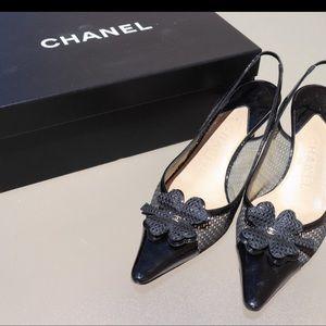 Chanel Heels 🎉